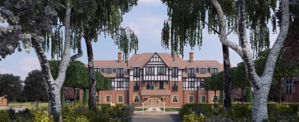 Maudslay Hall Clubhouse
